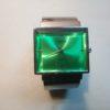 gramercy watch - green face