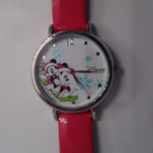red disney watch