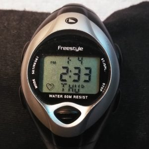 Freestyle Women's FS99301-75 Predator Heart Rate Monitor Watch